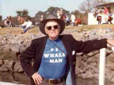 Ray Gilmore, Gray Whale Activist